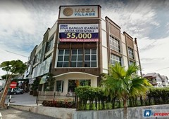 shop-office for sale in mentakab