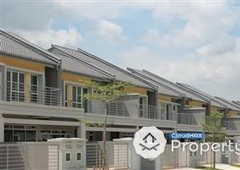 terrace house for sale at taman kajang utama terrace house
