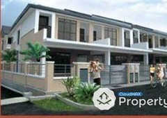 terrace house for sale at taman damai utama terrace house
