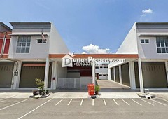 perak, malaysia - semi-d warehouse sale